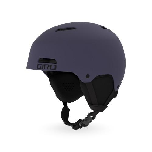 Шлем для сноуборда и лыж Giro LEDGE Matte Midnight
