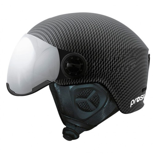 Шлем горнолыжный Prosurf Vizor Matte Carbon/Black