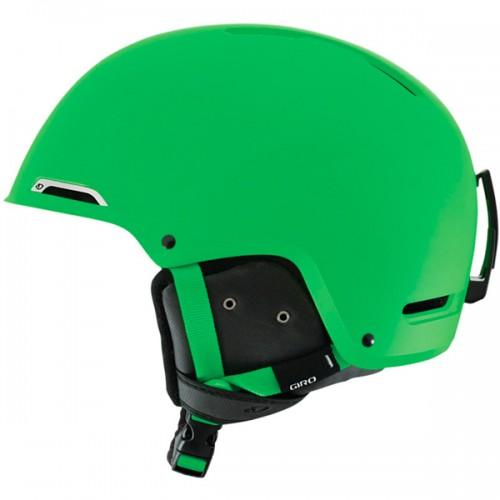 Giro Battle 14/15, matte green