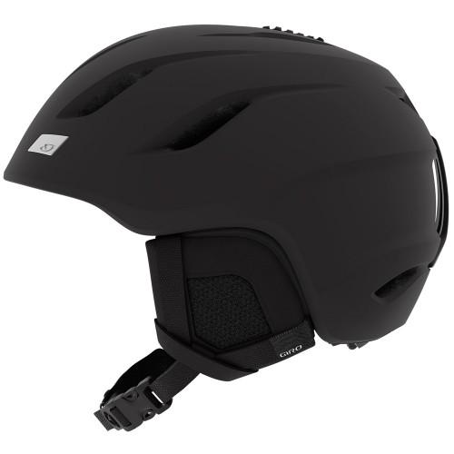 Шлем для сноуборда и лыж Giro Nine Matte Black 18/19
