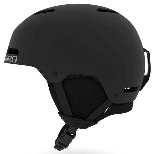Шлем для сноуборда и лыж Giro Ledge Matte Black 18/19