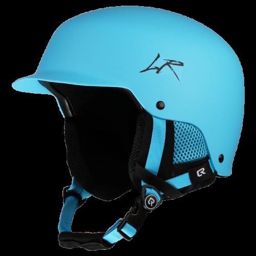 Шлем для сноуборда и лыж Los Raketos Spark 16/17, neon blue