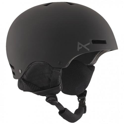 Шлем для сноуборда Anon Raider Black 17/18