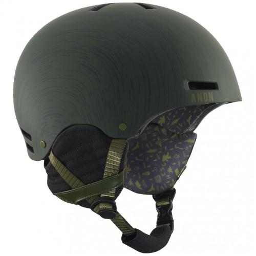 Шлем для сноуборда Anon Raider Blue 17/18