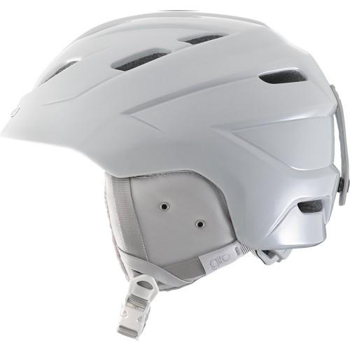 Женский шлем для сноуборда и лыж Giro Decade White 17/18