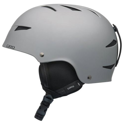 Шлем для сноуборда Giro Encore 2 Matte Gray 17/18