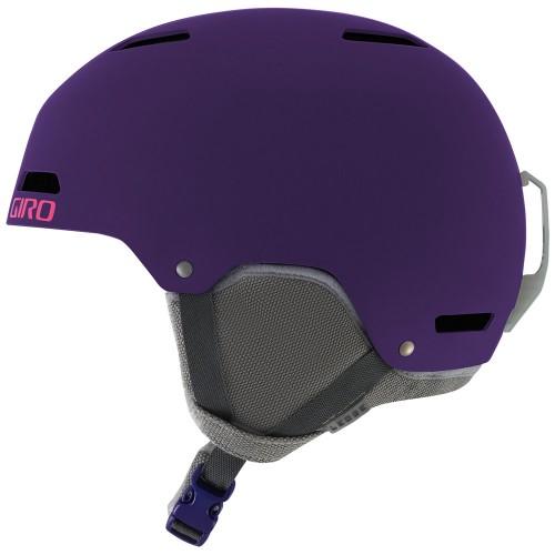 Шлем для сноуборда и лыж Giro Ledge Matte Purple 17/18