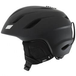 Giro Nine Matte Black 17/18
