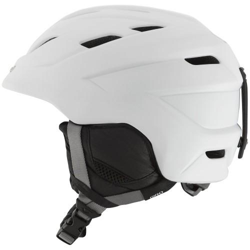 Шлем для сноуборда и горных лыж Giro Nine.10 Matte White 17/18