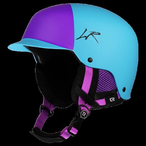 Шлем для сноуборда и лыж Los Raketos Spark 16/17, blue violet