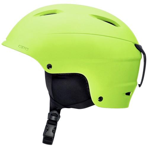 Шлем для сноуборда и горных лыж Giro Bevel Matte Highlight Yellow
