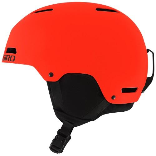Шлем для сноуборда и лыж Giro Ledge Matte Vermillion 17/18