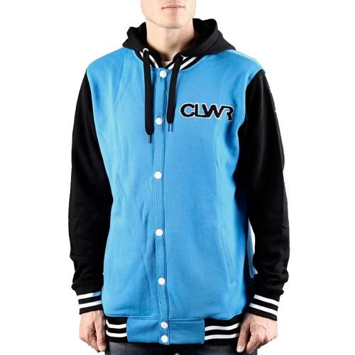 Толстовка CLWR Varsity Sky Blue