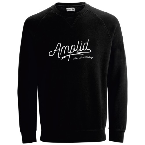 Толстовка-крюнек Amplid Sweater Scryptic Lightning