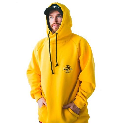 Толстовка для сноуборда Snowbro Travis Yellow