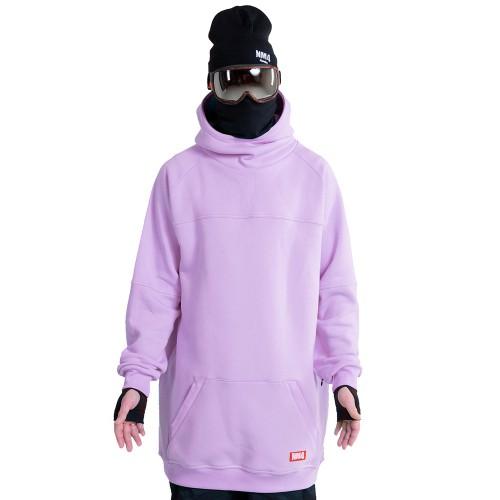 Толстовка удлиненная NM4 Homies Ninja 2 Lavender