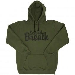 Second Breath Hoodie Khaki 17/18