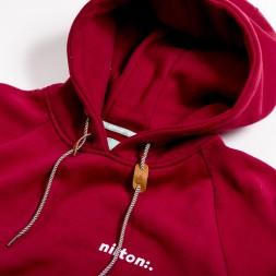 Nilton Camper Hoodie Cardinal 17/18