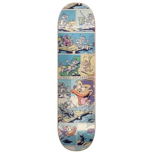 Дека для скейтборда Almost Daewon Comic Strip R7 31.1 x 7.75