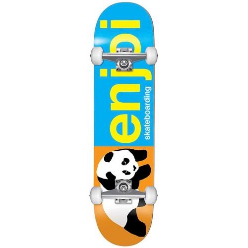 Скейтборд в сборе Enjoi Half And Half FP Blue 8