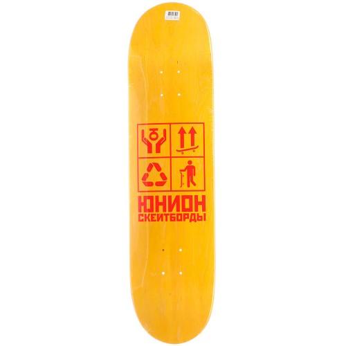 Дека для скейтборда Юнион Recycle 8 x 31.875