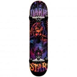 Darkstar Fortune Youth FP Soft Wheels Purple Mid 7.25