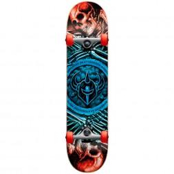 Darkstar Remains Youth FP Soft Wheels Blue Fade Min 7.0