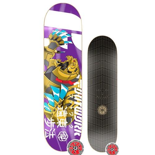 Дека для скейта Footwork Carbon Bear Beast 8.25 x 31.75