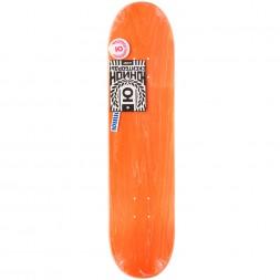 Юнион Gothic Orange/Black 7.75 x 31.125