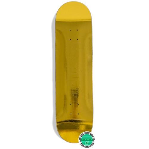Дека для скейта Footwork Classic Tag Gold Foil 8.25 x 31.75