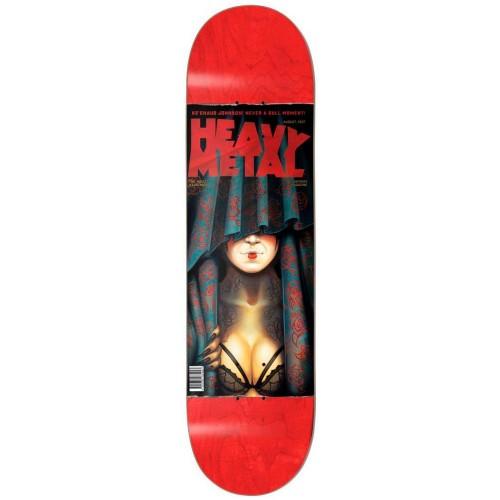 Дека для скейтборда Darkstar SS19 Johnson Heavy Metal 2 R7 8.25 x 31.86