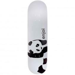 Enjoi SS19 Whitey Panda Logo Wide R7 Whitey 8 x 32.2
