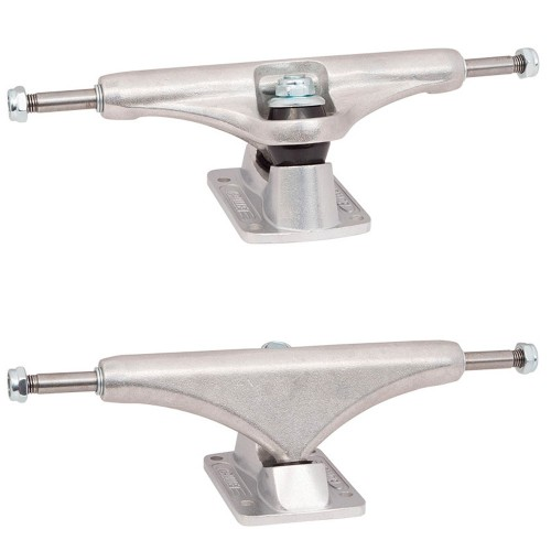 Комплект подвесок для скейтборда Bullet Polished Silver Standard 5.25
