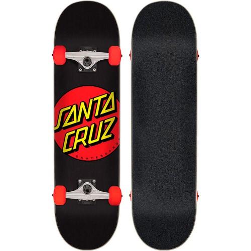 Скейтборд в сборе Santa Cruz Classic Dot 8.25 x 31.8