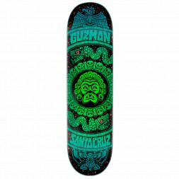 Santa Cruz Guzman Rad Temple 8.27 x 31.8