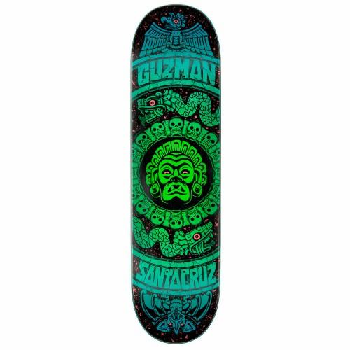 Дека для скейтборда Santa Cruz Guzman Rad Temple 8.27 x 31.8