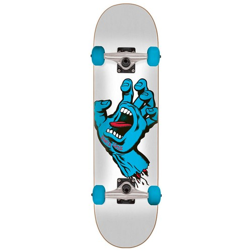 Скейтборд детский Santa Cruz Screaming Hand 7.25 x 29.9