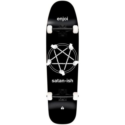Круизер Enjoi Satan-Ish Premium Cruiser Black 32