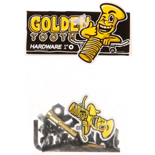 Винты для подвесок Footwork Golden Tooth