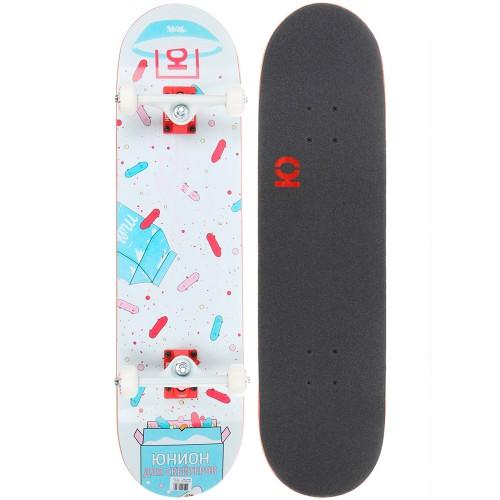 Скейтборд в сборе Юнион Flakes 8.0 x 32