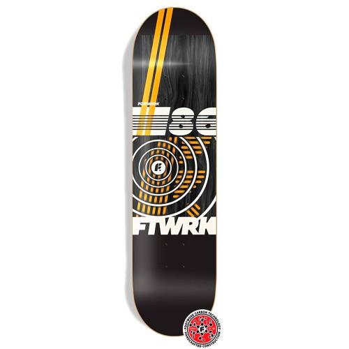 Дека для скейтборда Footwork Carbon Groove 8 x 31.5