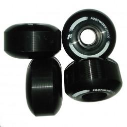 Footwork LX Black 51mm 60d