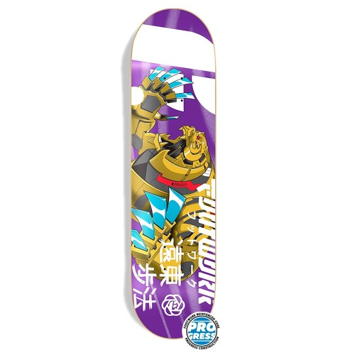 Дека для скейтборда Footwork Progress Bear Beast 8.125 x 31.625
