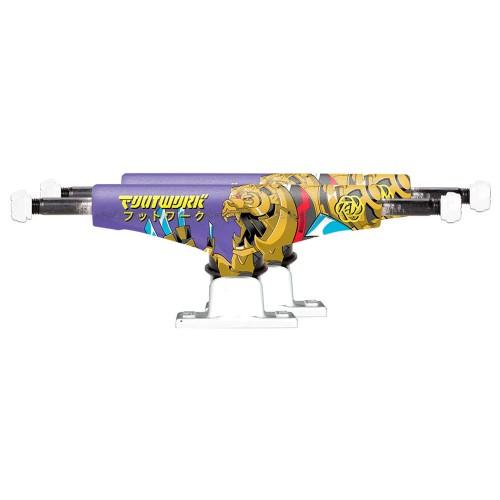 Комплект подвесок для скейтборда Footwork Bear Beast 5.25