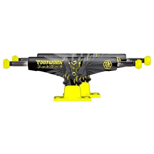Комплект подвесок для скейтборда Footwork Owl Beast 5.25