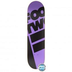 Дека Footwork Progress Evo Purple/Black 8 x 31.5