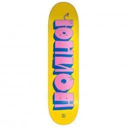 Дека Юнион Team Yellow/Pink 8 x 31.5