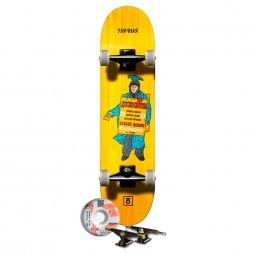 Скейтборд в сборе Юнион Advertise 8.0 x 31.785