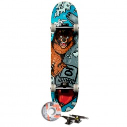 Скейтборд в сборе Юнион Rocket Bear 8.125 x 31.75