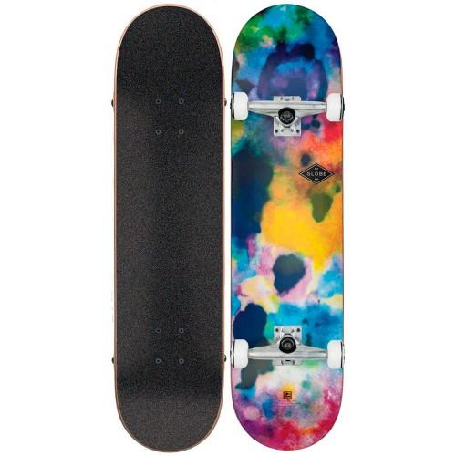 Скейтборд в сборе Globe Full On Color Bomb 7.75 x 31.2